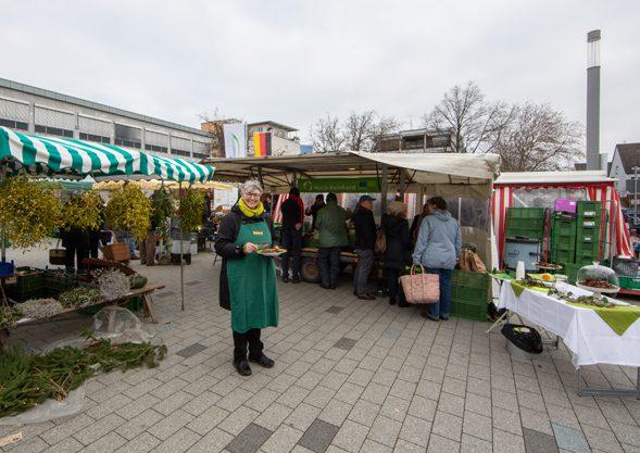 Bioland Gärtnerei Hoch-Reinhard in Weil am Rhein